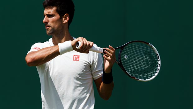 Novak Djokovic ready for Wimbledon