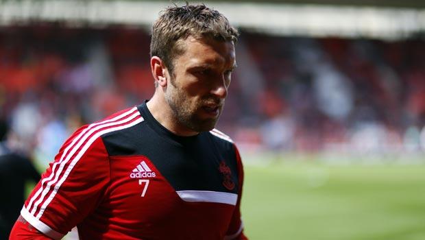 Rickie Lambert Southampton to Liverpool