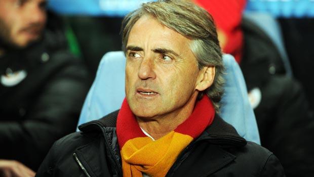 Roberto Mancini Galatasaray manager
