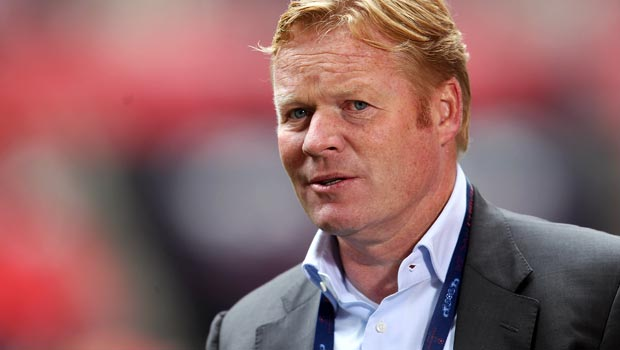 Ronald Koeman new Southampton boss
