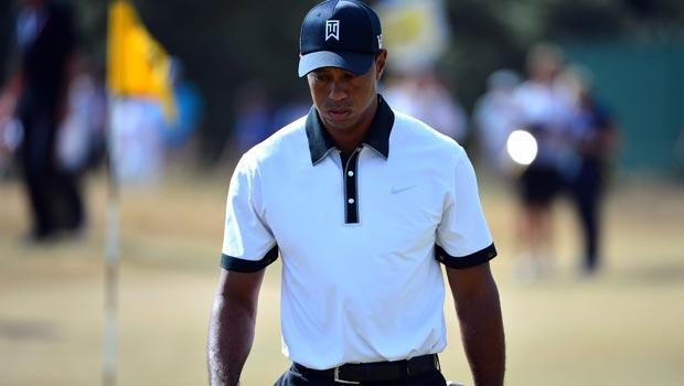 Tiger Woods Quicken Loans National