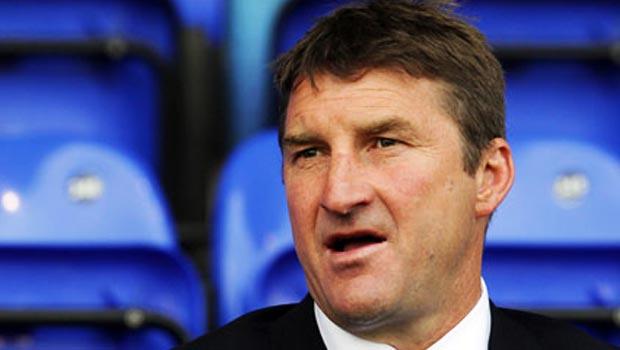 Tony Smith Warrington Wolves head coach