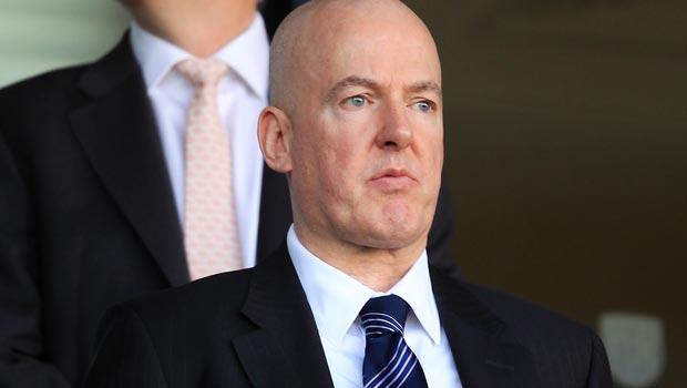 West Bromwich Albion chairman Jeremy Peace