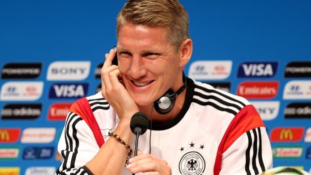 Bastian Schweinsteiger Germany World Cup winner