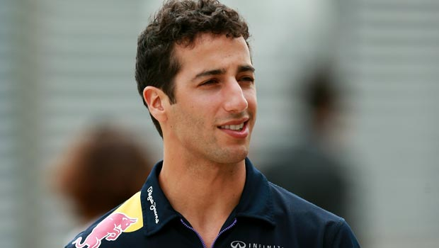 Daniel Ricciardo Red Bull  World Drivers Championship