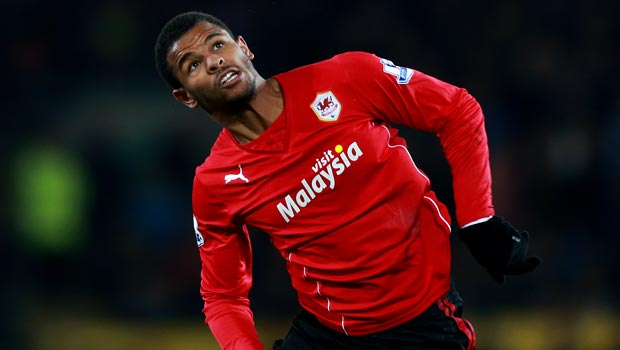 Frazier Campbell Cardiff City