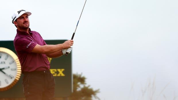 Graeme McDowell 2014 Open Championship