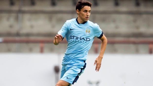 Jesus Navas Manchester City winger