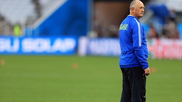 Luiz Felipe Scolari Brazil