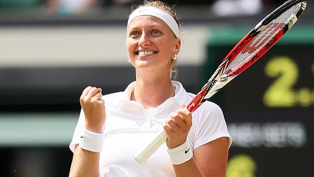 Petra Kvitova v Lucie Safarova Wimbledon