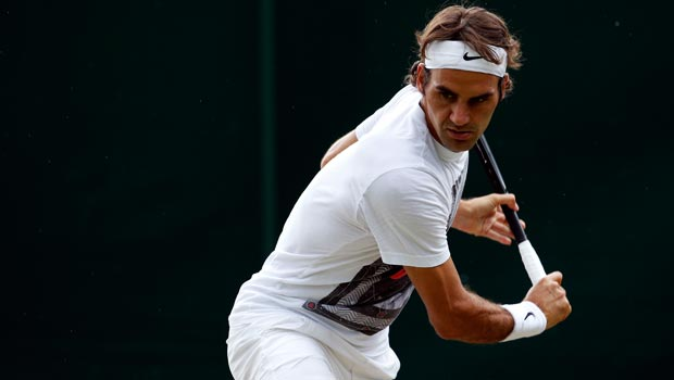 Roger Federer v Novak Djokovic Wimbledon Final