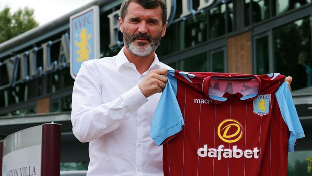 Roy Keane Aston Villa assistant manager