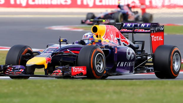 Sebastian Vettel Red Bull