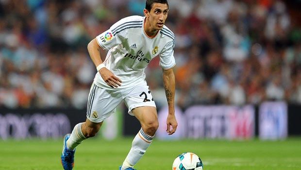 Angel Di Maria Real Madrid to Man United