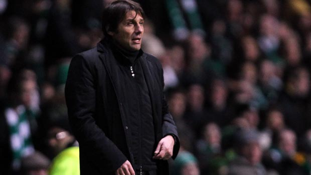 Antonio Conte New Italy head coach