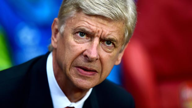 Arsene Wenger Arsenal manager Champions League