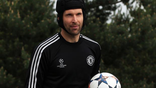 Chelseas Petr Cech
