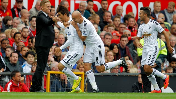 Garry Monk Swansea City
