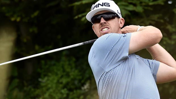 Hunter Mahan USA ahead of Ryder Cup