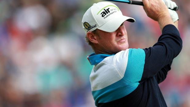 Jamie Donaldson Golf