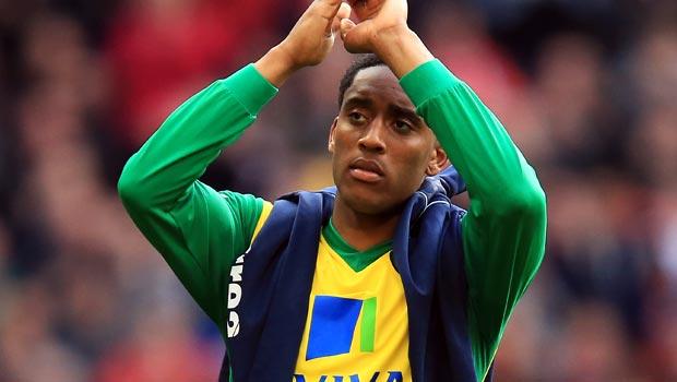 Leroy Fer Norwich City to QPR