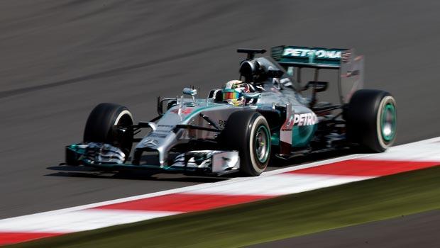 Mercedes Lewis Hamilton drivers title