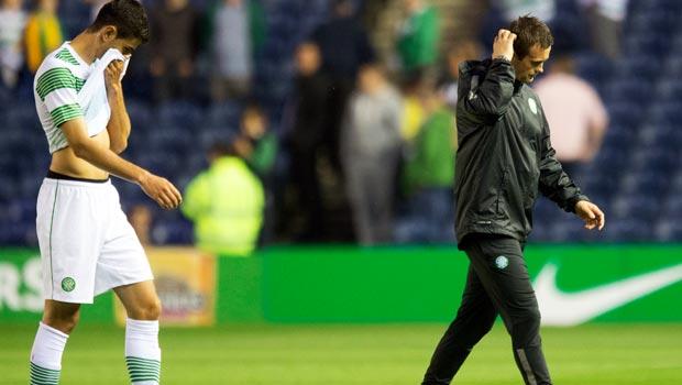 Ronny Deila Celtic manager