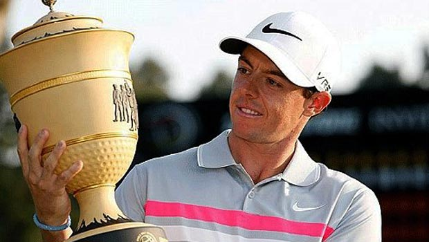 Rory McIlroy WGC Bridgestone Invitational Winner