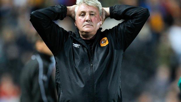 Steve Bruce Hull City Europa League