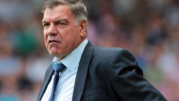 Sam Allardyce West Ham United manager