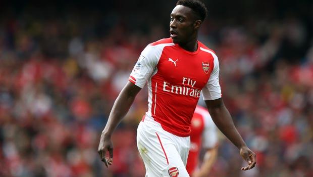 Arsenal Danny Welbeck