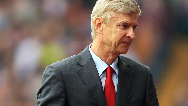 Arsenal manager Arsene Wenger ahead of Tottenham