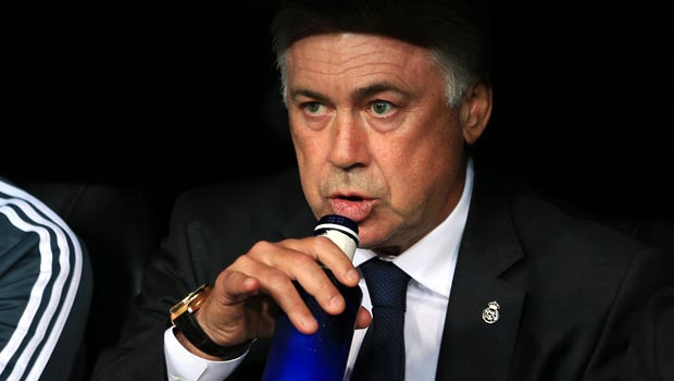 Carlo Ancelotti Real Madrid Boss