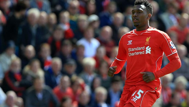 Daniel Sturridge Liverpool Forward