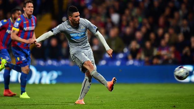 Emmanuel Riviere Newcastle United Striker