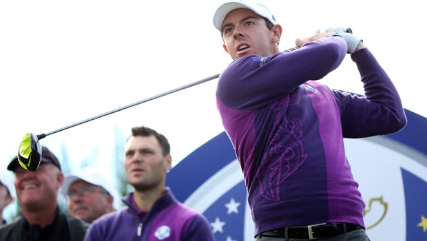 Europe Rory McIlroy Ryder Cup