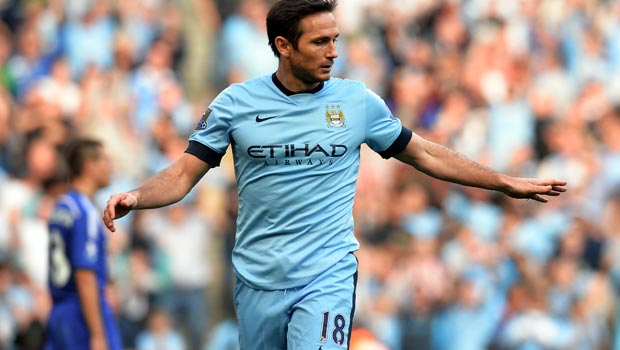Frank Lampard Manchester City