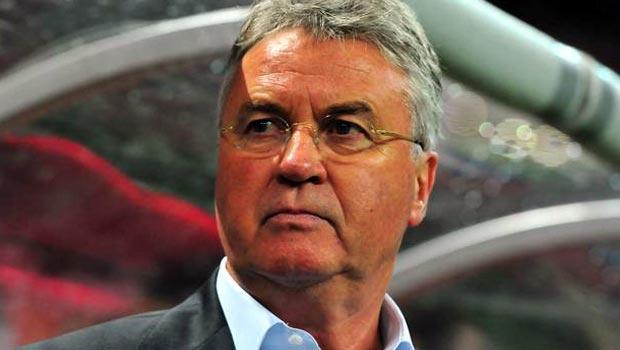 Guus Hiddink Netherlands Manager