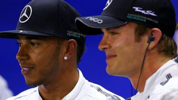 Lewis Hamilton Singapore Grand Prix