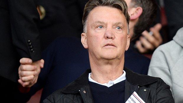 Man Utd manager Louis van Gaal