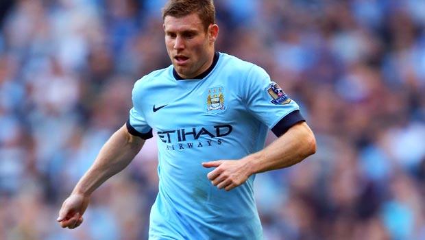 Manchester City James Milner