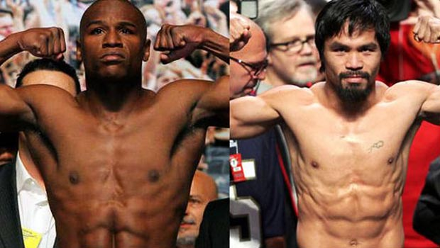 Manny Pacquiao vs Floyd Mayweather Boxing