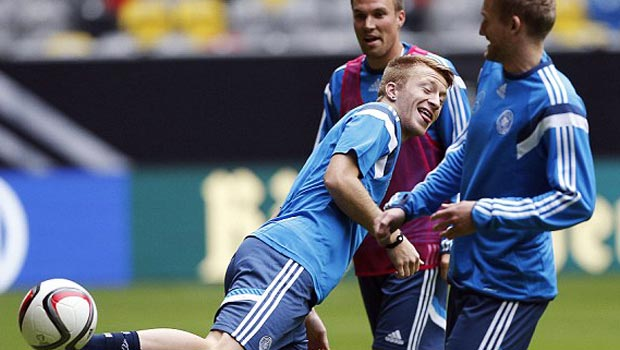 Marco Reus Germany star