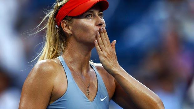 Maria Sharapova US Open Tennis