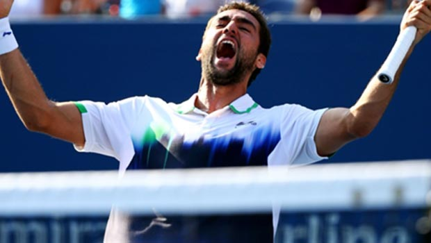 Marin Cilic US Open 2014 winner