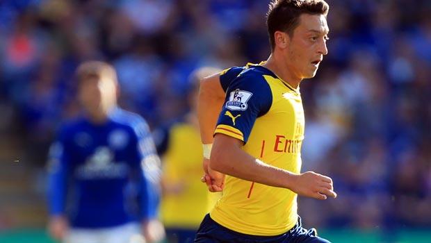 Mesut Ozil Arsenal midfielder