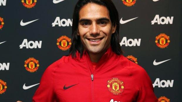 Radamel Falcao Manchester United New Striker