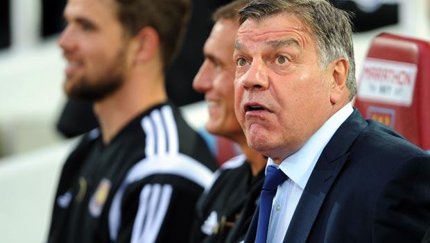 Sam Allardyce West Ham United Boss