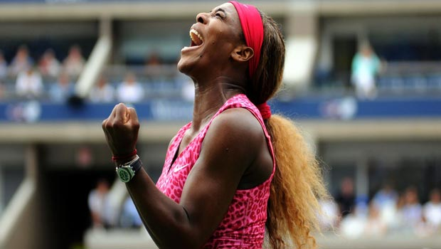 Serena Williams US Open 2014