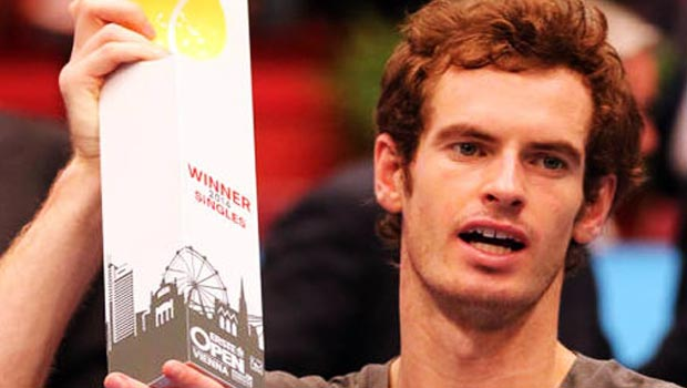 Andy Murray Vienna Open